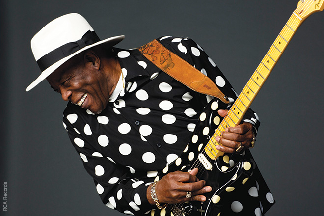 Buddy Guy performing on LRBC #25!