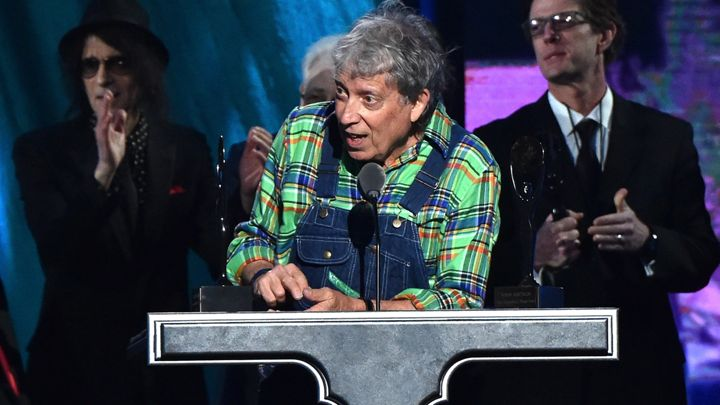 Congrats Elvin Bishop on Rock and Roll Hall of Fame induction!