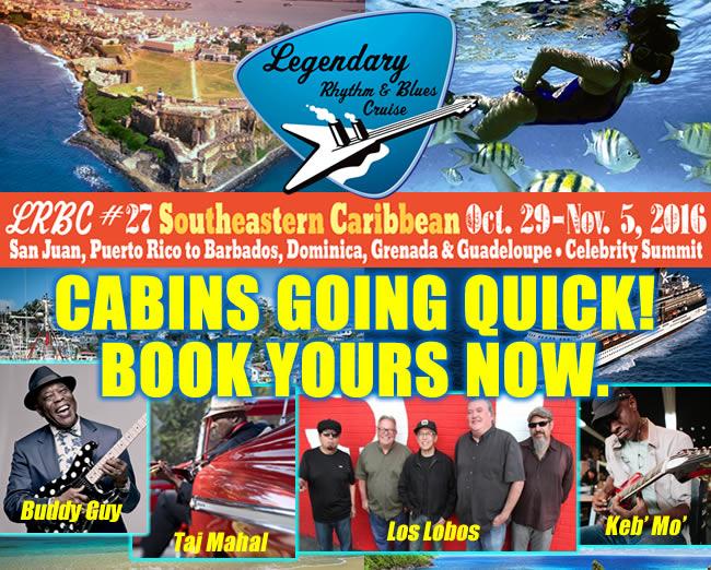 blues cruise 2016