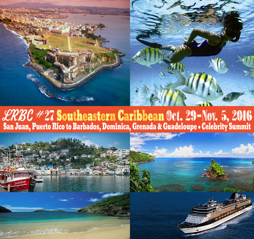 LRBC #27 Oct. 2016 Southeastern Caribbean announcement
