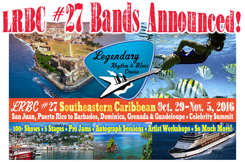 LRBC #27 Cabins On Sale NOW!