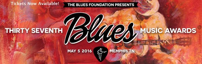 37th Annual Blues Music Awards!