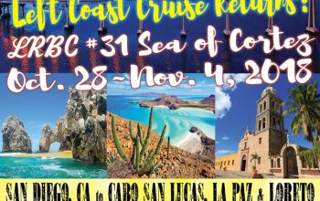 The Left Coast Blues Cruise Returns! Prebook launches July 25th…
