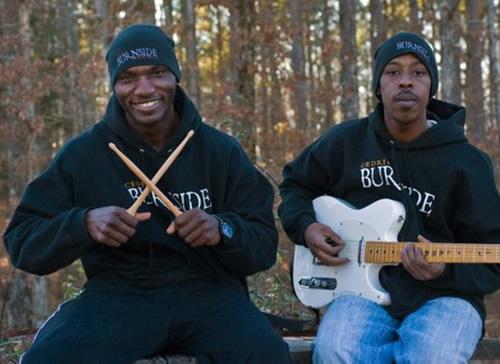 Cedric Burnside Project Blues Cruise