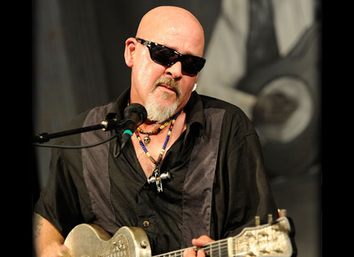 John Mooney Blues Cruise