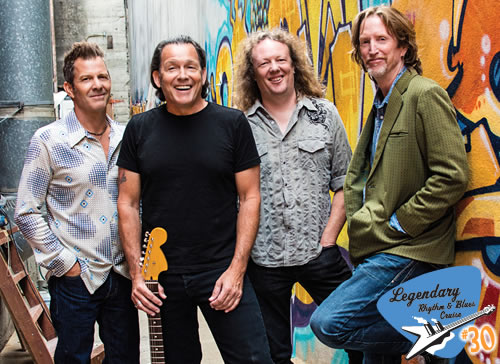 Tommy Castro & The Painkillers Blues Cruise