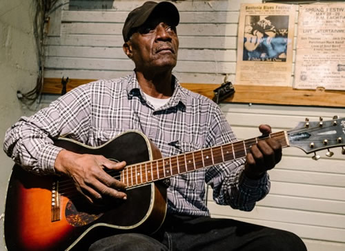 Jimmy Duck Holmes Blues Cruise