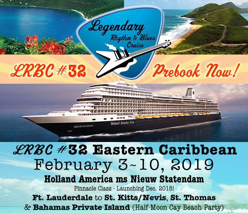 Blues Cruise Feb 2019
