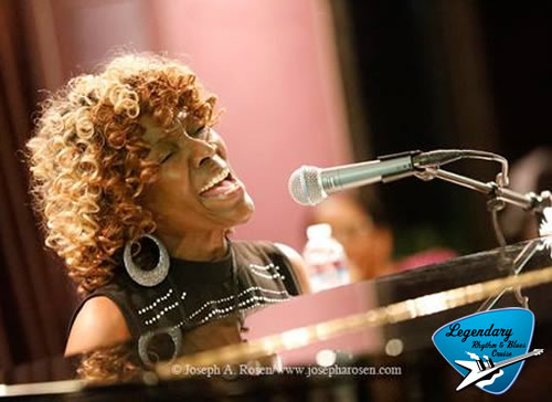 Bettye Jo Miller Blues Cruise