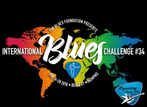2018 Blues Foundation IBC Blues Cruise