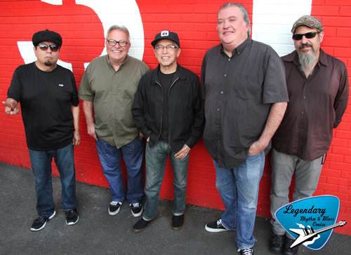 Los Lobos Blues Cruise