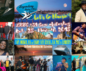 LRBC #31 Sea Of Cortez Bands Announced!