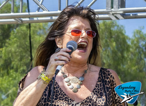 Michele Lundeen Blues Cruise