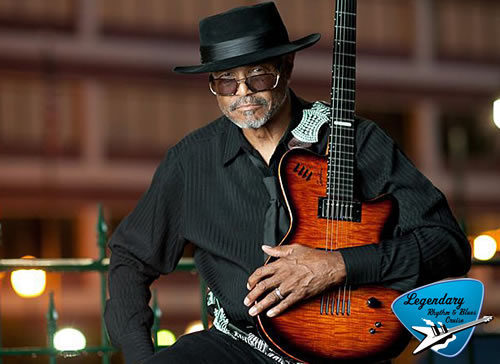 Theodis Ealey Blues Cruise