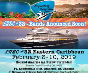 LRBC #32 Feb. 2019 Eastern Caribbean Bands announced late March / early April