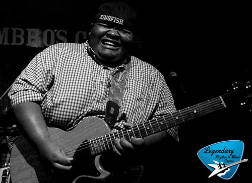 Christone Kingfish Ingram Blues Cruise