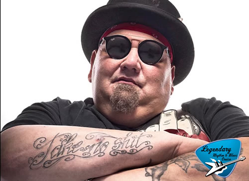 Popa Chubby Blues Cruise