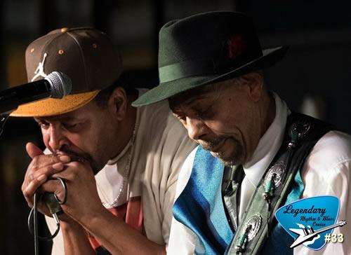John Primer & Steve Bell Blues Cruise