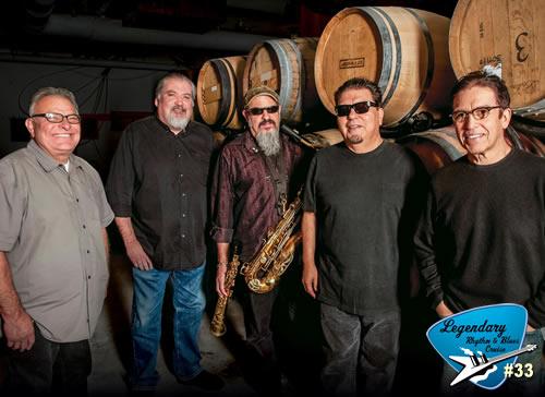 Los Lobos Blues Cruise