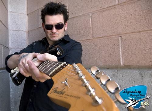 Mike Zito Blues Cruise