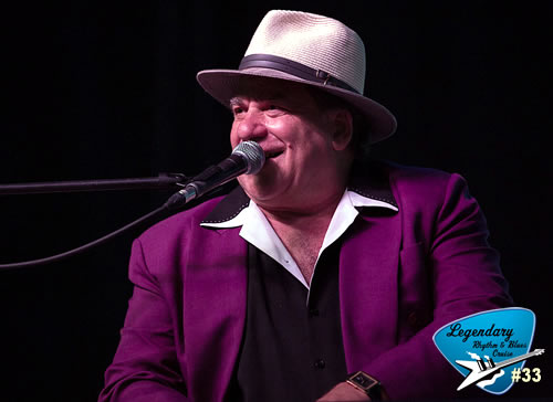 Mitch Woods Blues Cruise