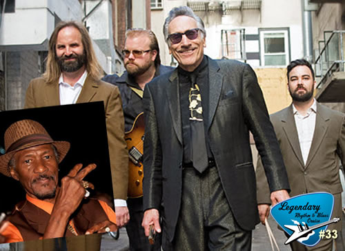 Rick Estrin & The Nightcats Blues Cruise
