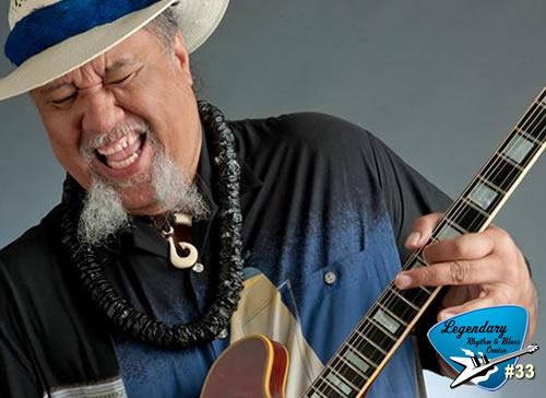 Willie K Blues Cruise