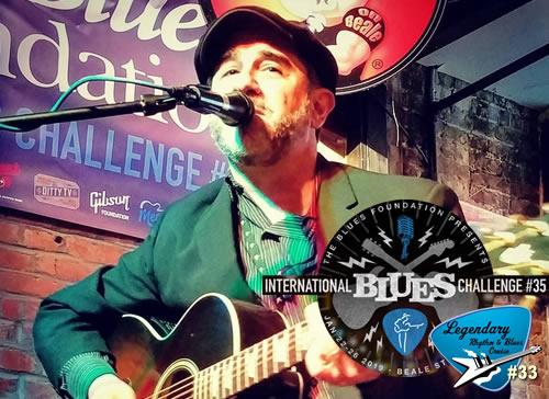 IBC Blues Jon Shain Cruise