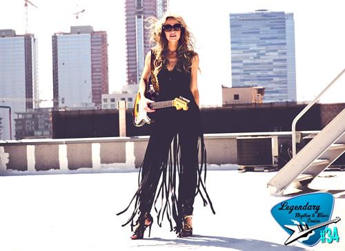 Ana Popovic Blues Cruise