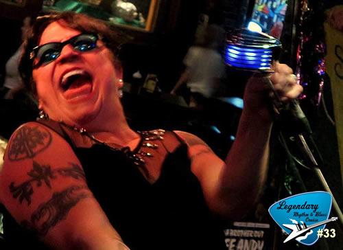 Barbara Blue Blues Cruise