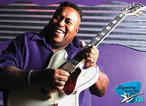 Larry McCray Blues Cruise