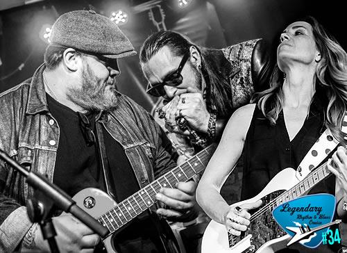 Nick Moss Band Blues Cruise