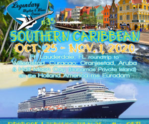 LRBC #35 Southern Caribbean dates, itinerary & ship announced!