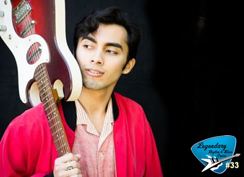 Johnny Ramos Blues Cruise